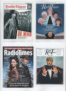 RT 16 02 2013 50 Years of Doctor Who Postcards B