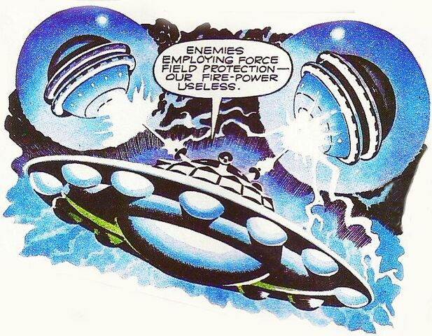File:Mechanoids Force Field against Dalek saucer EveofWar.jpg