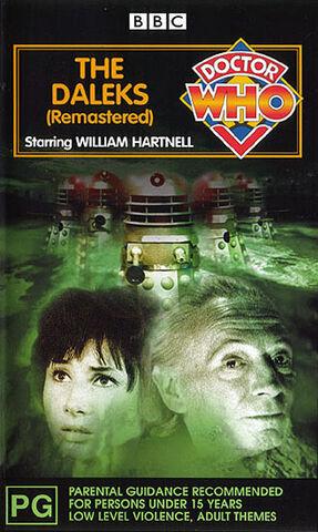File:The Daleks remastered VHS Australian cover.jpg