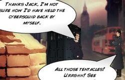 Escape To Penhaxico Jack and Ten