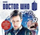 Tales of Trenzalore: The Eleventh Doctor's Last Stand (anthology)