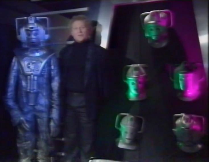 Colin Baker Cybermen the Early Years