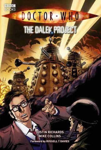 File:Dalek Project cover.jpg