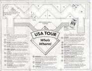 Doctor Who USA tour flyer2