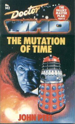 Mutation of Time novel
