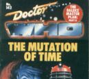 The Mutation of Time (novelisation)