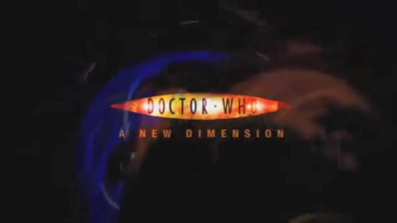 Doctor Who - A New Dimension