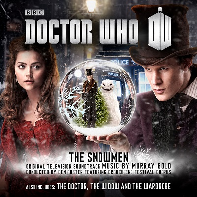 Snowmen soundtrack cd cover 1