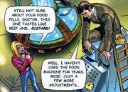 The Glutonoid Menace Food machine