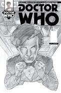 THE-ELEVENTH-DOCTOR-1-B W-COVER-600x910