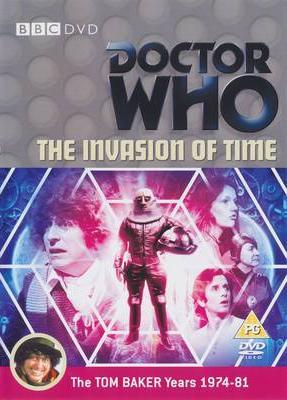 File:The Invasion of Time DVD UK cover.jpg