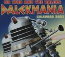 Dalek merchandise