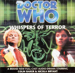 Whispers of terror cover
