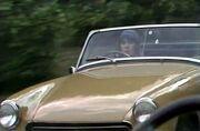 Sarah Jane - 1st car
