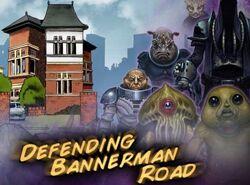 Defending Bannerman Road game