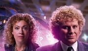 River meets the Sixth Doctor