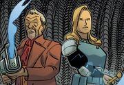 Titan Comics War Doctor Squire