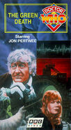 The Green Death VHS US cover