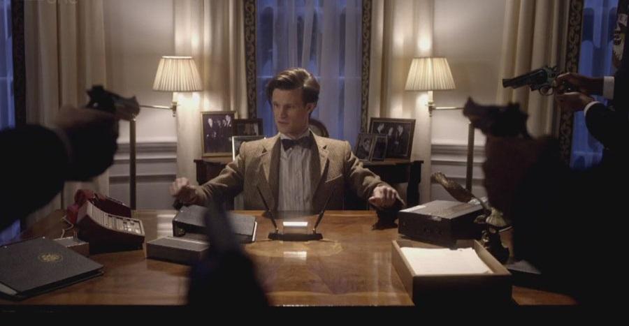 Image Eleven in Oval Office at Gunpointjpg Tardis FANDOM