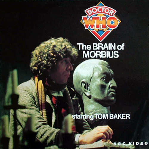 Picture of BBCL 2012 Doctor Who - The brain of Morbius by artist Unknown from the BBC anything_else - Records and Tapes library