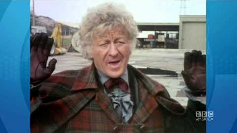 DOCTOR WHO Revisited JON PERTWEE - Mar 31 BBC AMERICA