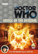 Image of the Fendahl DVD UK cover