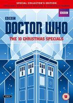 The 10 Christmas Specials 2015 DVD R2