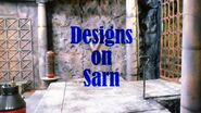 Designs on Sarn