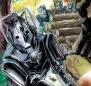 Judoon Cybermen