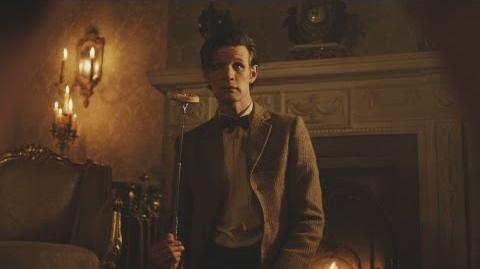 Doctor Who Prequel Pond Life Omnibus - Series 7 Autumn 2012 - BBC One