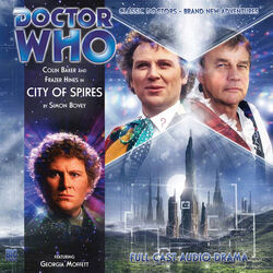 City of Spires cover