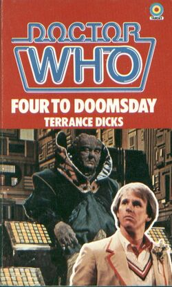Four to Doomsday novel