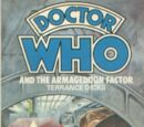 Doctor Who and the Armageddon Factor (novelisation)