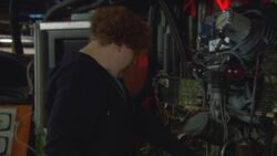 Matter compressor