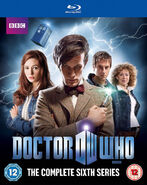 DW S6 2011 Blu-ray UK