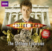 The Slitheen Excursion Audiobook
