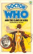 Claws of Axos novel
