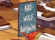Bad Wolf Bargains