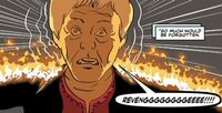 Time War Master Regenerates