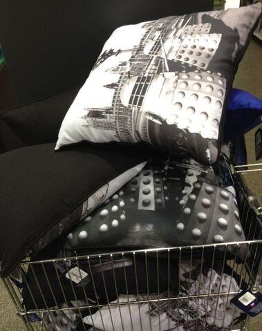 File:Dalek pillows.jpg