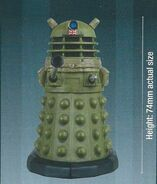 DWFC 35 Ironside Dalek figurine