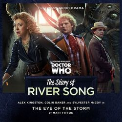 The Eye of the Storm (audio story)