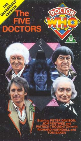 File:The Five Doctors 1990 VHS UK.jpg