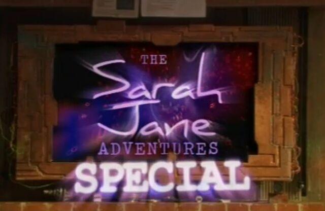 File:The Sarah Jane Adventures Special.jpg
