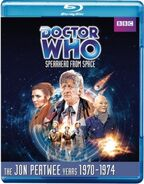 Spearhead From Space US Blu-ray