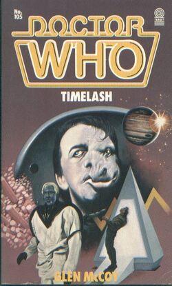 Timelash novel
