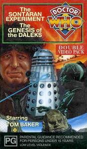 File:The Sontaran Experiment-The Genesis of the Daleks VHS Australian cover.jpg