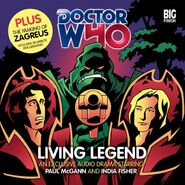 Living Legend cover