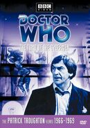 The Tomb of the Cybermen DVD US cover