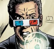 12th Doctor Comics The Fractures 3d Glasses